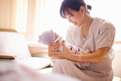 Bí kíp làm đẹp dành cho phụ nữ sau sinh