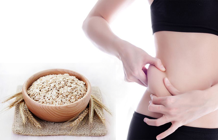 Phương pháp giảm cân với yến mạch và sữa giúp giảm 5kg/ tuần