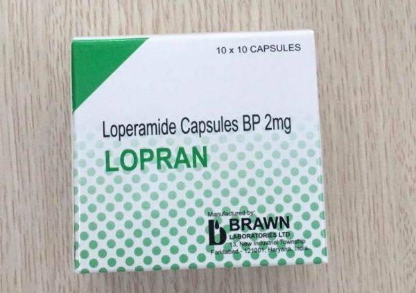 thuốc lopran có tác dụng gì