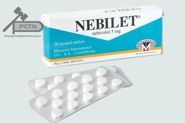 Những điều cần biết khi sử dụng thuốc Nebilet