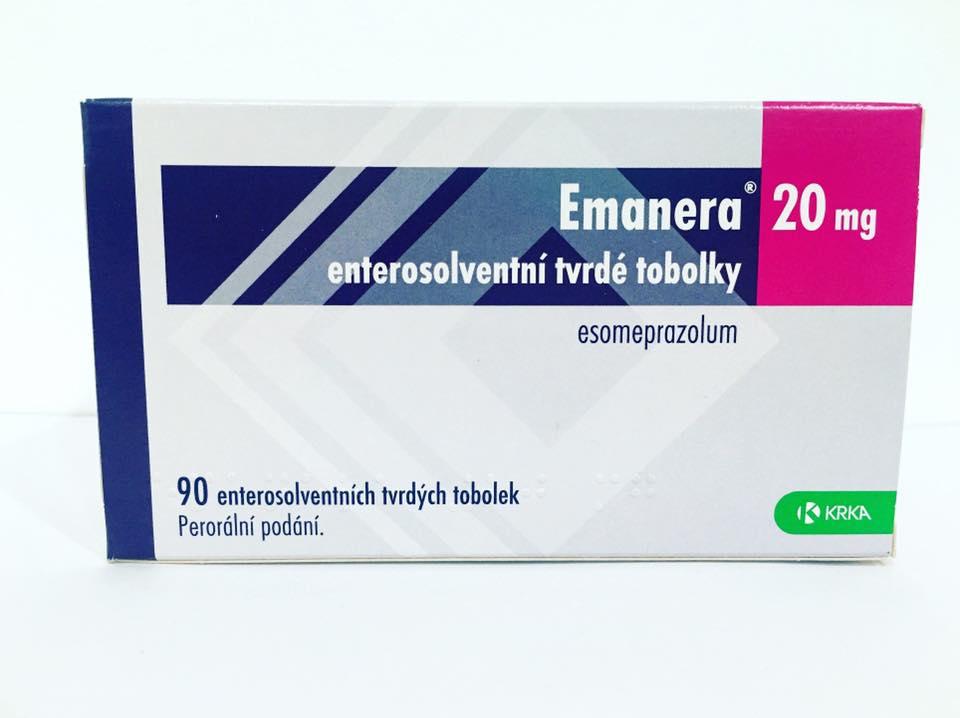 thuốc emanera trị bệnh gì