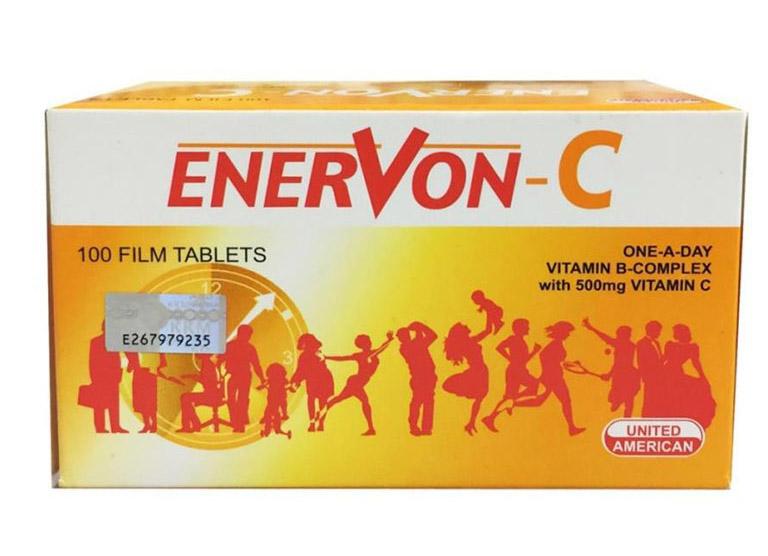 Bạn có biết: Thuốc EnervonC là thuốc gì? Thuốc Enervontrị bệnh gì?