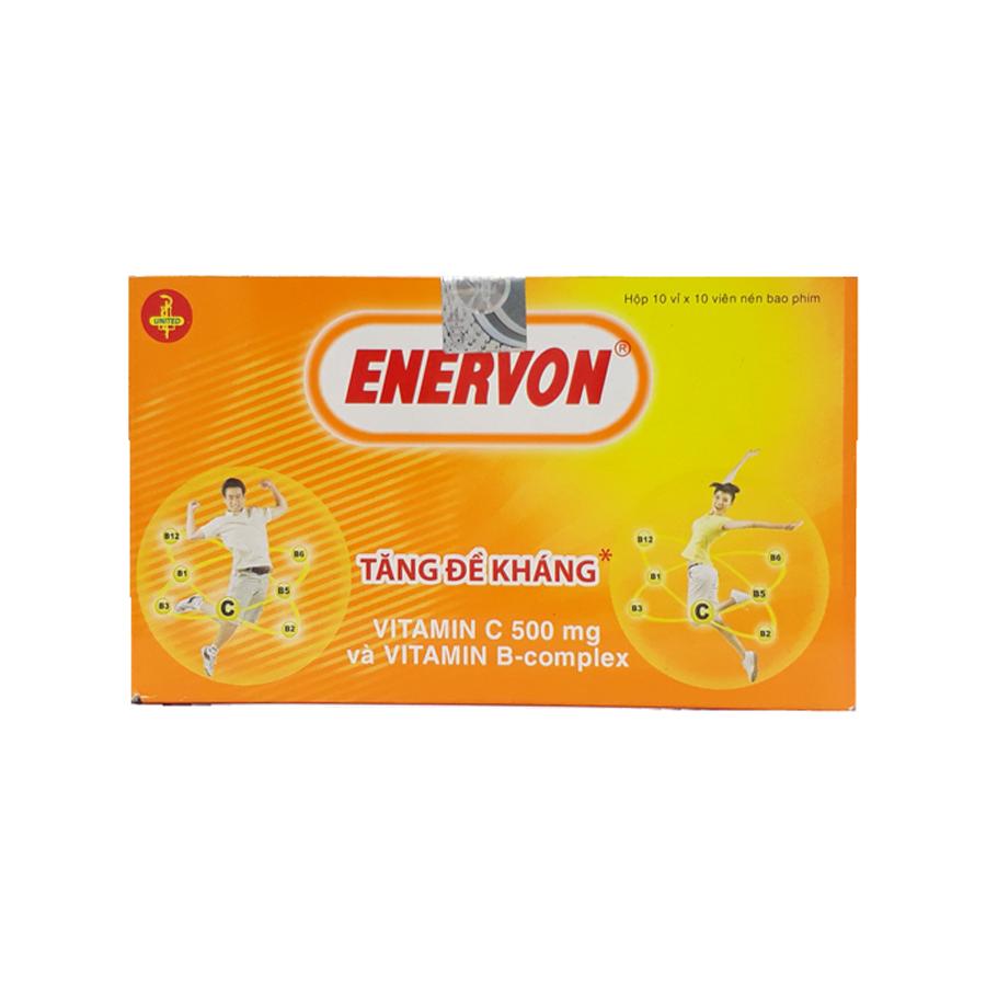 thuốc bổ enervon c