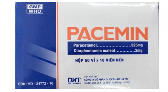 Thuốc Pacemincó tác dụng gì? Thuốc Paceminmàu vàng có tốt không?