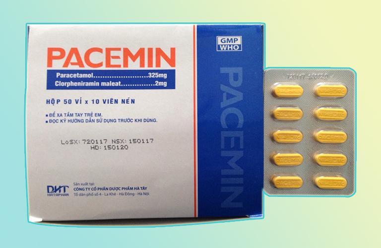 thuốc pacemin có tác dụng gì