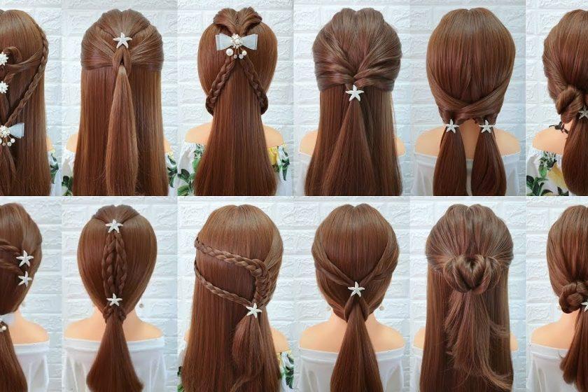 Tổng hợp những cách làm đẹp tóc cho các nàng thêm xinh