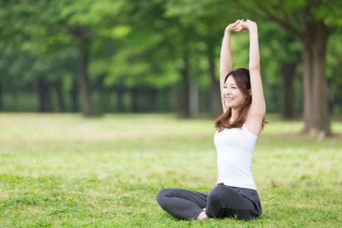 Tập thể dục giúp mang lại cho bạn một sức khỏe tốt, một vóc dáng đẹp
