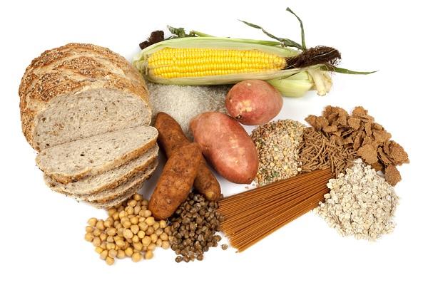 Những thực phầm chứa điều đường và tinh bột khiến tăng lượng carbs
