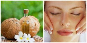 Dưỡng da bằng dầu dừa đúng cách cho từng loại da