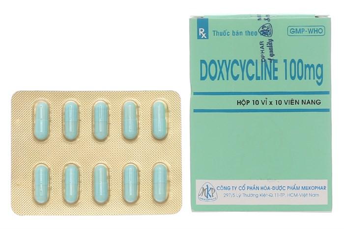 Doxycycline là thuốc gì?