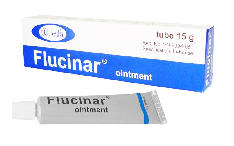 Thuốc Flucinar là thuốc gì